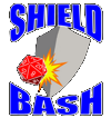 Shield Bash Logo